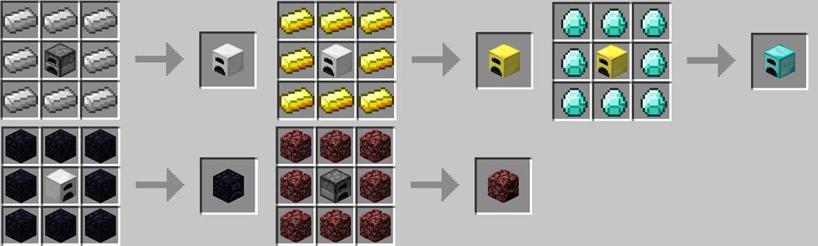 как сделать печь в майнкрафте #4