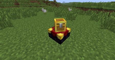 Exp Chest - сундук опыта для Minecraft 1.6.*