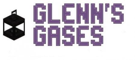 Glenn's Gases 1.7.2 - газы в Minecraft