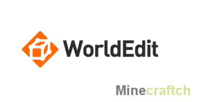 WorldEdit — редактор карты в Minecraft!