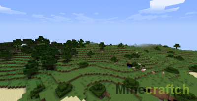 Реалистичный клиент Minecraft 1.5.2 от SKImgimageline1