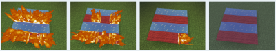 [1.5.2/1.6.4/1.7.2] No Fire Spread/No Ice Melt - охлади Minecraft!