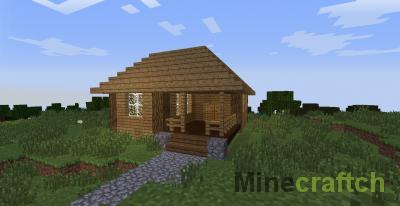 Как построить дом в Minecraft