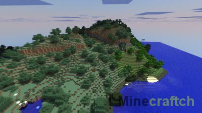 Alternate Terrain Generation - новая генерация мира в Minecraft 1.5.2/1.6.4/1.7.2