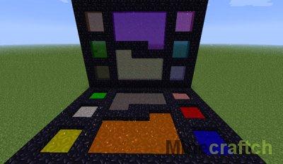 Enhanced Portals - Порталы разной формы для Minecraft 1.5.2