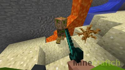 Improved First Person View - улучшенный вид от первого лица для Minecraft 1.5.2/1.6.4