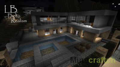 L.B. Photo Realism 128x - реалистичные текстуры для Minecraft