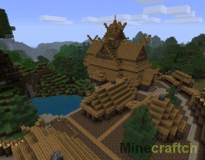 Текстуры Misa 64x для Minecraft