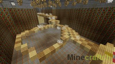 Mini Parkour карта для Minecraft 1.7+