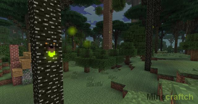 Скачать мод на сумеречный лес для minecraft 1. 6. 4.