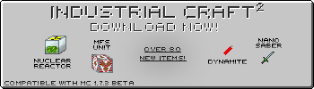 Как установить industrial craft для minecraft 1.7.2