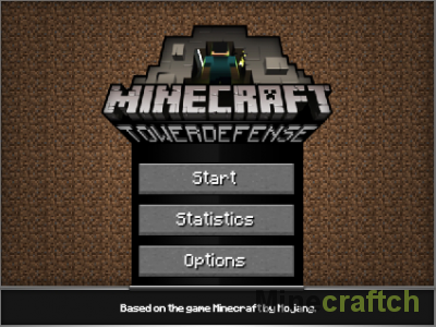 Minecraft Tower Defense - Майнкрафт на выживание