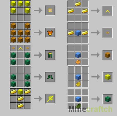 SuperHeroes — мод на супергероев в Minecraft 1.5.2/1.6.4/1.7.10