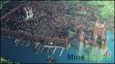Карта Игра Престолов: King's Landing