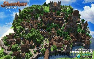 Карта Medieval City (Средневековый город)