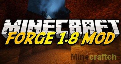Forge на Minecraft 1.8
