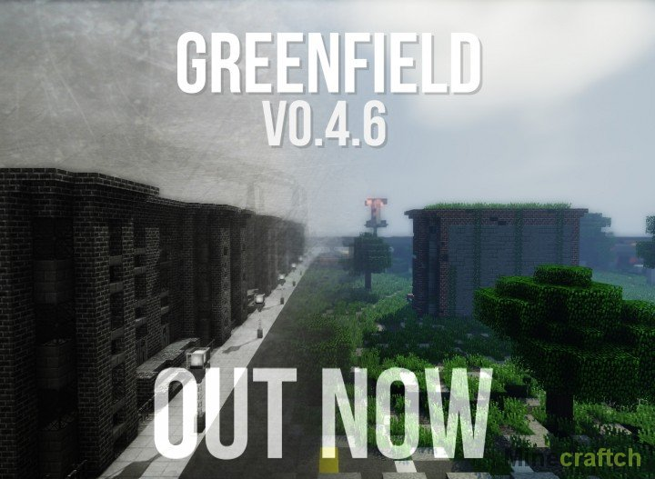 Скачать карту greenfield для майнкрафт 1.7.10