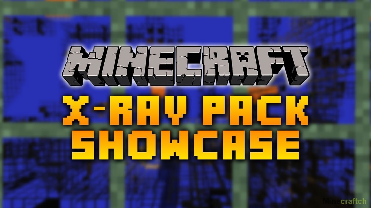 1. 7. 10] [new] x-ray texture pack for minecraft find diamonds.