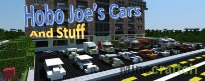 Карта Hobo Joe's Cars and Stuff