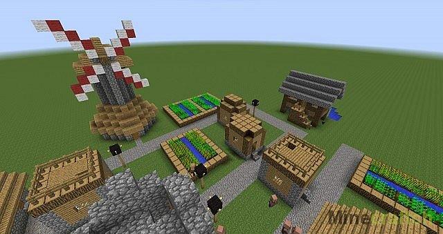 Helpful Villagers для 1.7.10 - Более умные жители ...