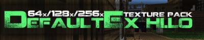 Стандартные текстуры высокого разрешения для Майнкрафт 1.6.4/1.7.2