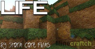 LIFE HD Текстуры для Майнкрафт 1.8