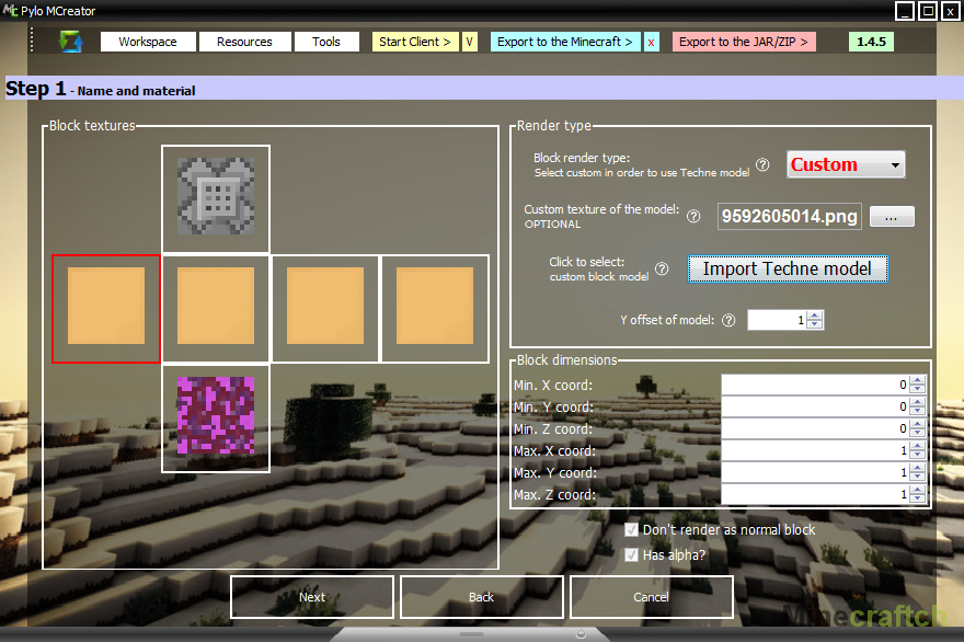 Mcreator 1. 12. 2/1. 11. 2 (minecraft mod maker) 9minecraft. Net.