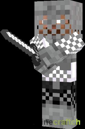 Крафт брони в Minecraft