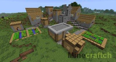 Видео гайд для новичков: Найдем деревню!