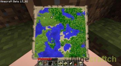 Гайд: Как скрафтить карту в Minecraft