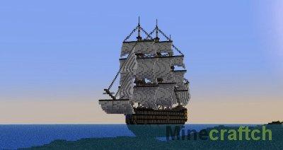 Видео гайд: Делаем корабль в Minecraft