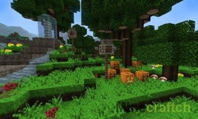 Видео гайд: Создаем новый мир в Minecraft