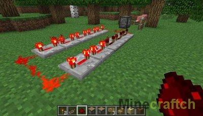 Видео гайд: Делаем механизмы в Minecraft