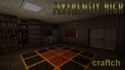 Текстур-пак Зомби Апокалипсис для Майнкрафт