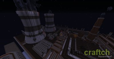 Карта для Майнкрафт Зомби Апокалипсис