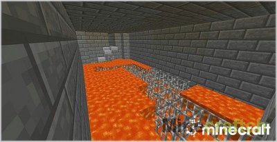 sAW Horror Map - хоррор карта Пила для Майнкрафт