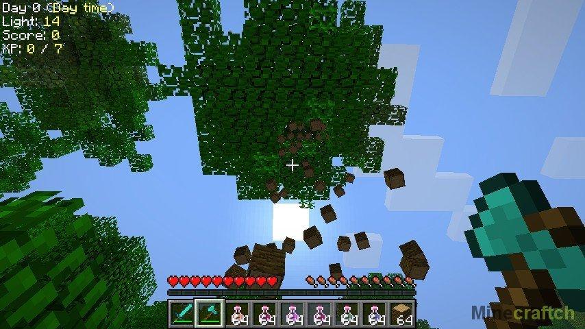 скачать treecapitator 1.8.8 бесплатно