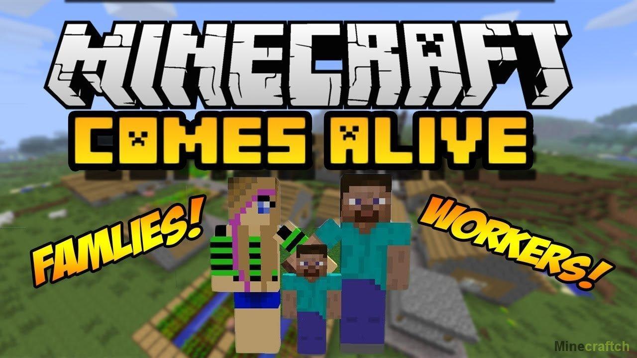 Скачать Моды для Майнкрафт | Minecraft 1.14.4 1.14.3 1.13 ...