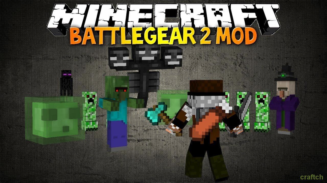 Мод на две руки (Mine & Blade Battlegear 2) для Minecraft ...