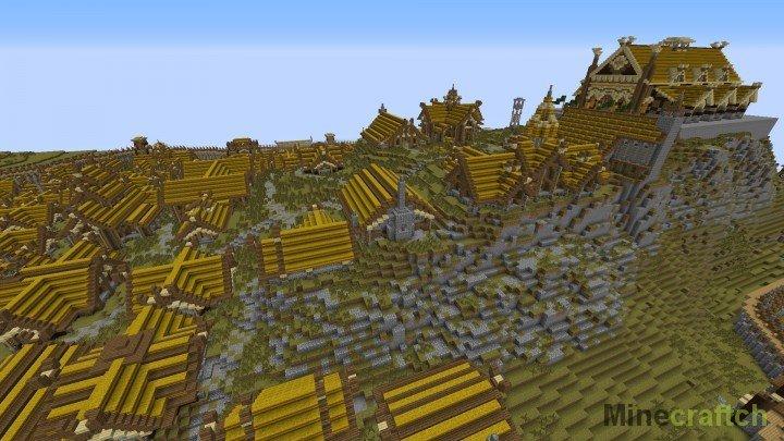 скачать мод на быструю постройку дома для minecraft pe #5