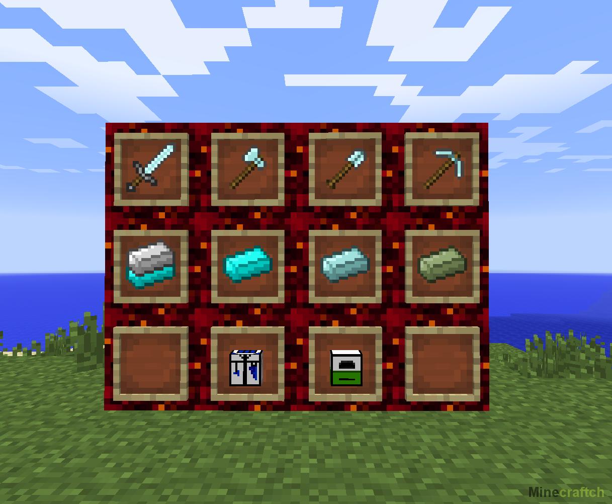 Мод на Руды для Minecraft 1.5.2