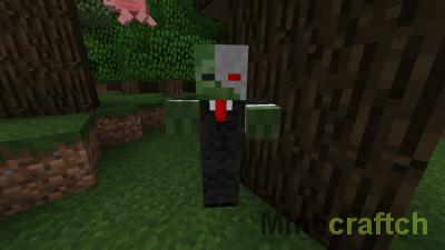 Моды Minecraft: Новые зомби [Mo Zombies] [1.5.2] - YouTube