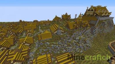 мод для постройки дома в minecraft