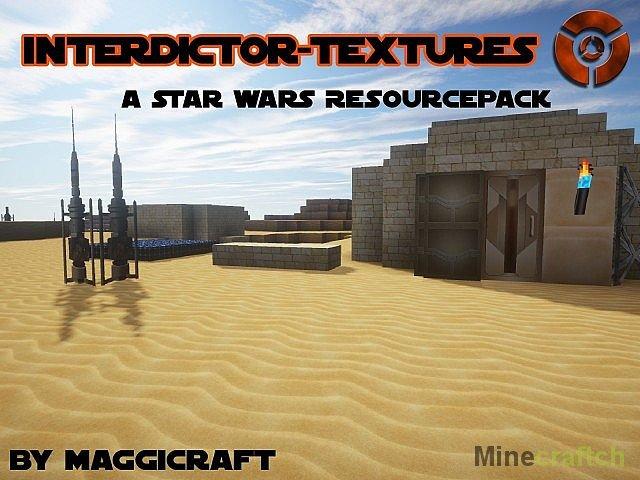скачать текстур пак для майнкрафт 1.8.8 звездные войны