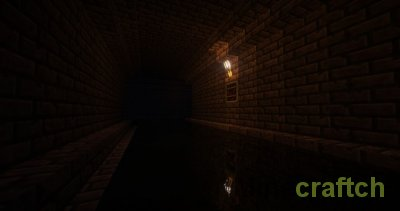 Карта Outlast для Майнкрафт