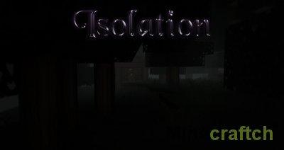Isolation - Страшные текстуры для Майнкрафт