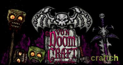 VonDoomCraft - Зомби текстуры для Майнкрафт