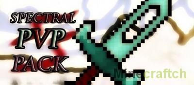 Spectral - ПВП Текстуры для Майнкрафт