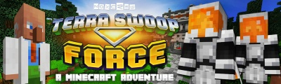 Terra Swoop Force — карта для Minecraft 1.9