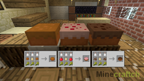 Usefulfood — мод на еду для Minecraft 1.7.10/1.8
